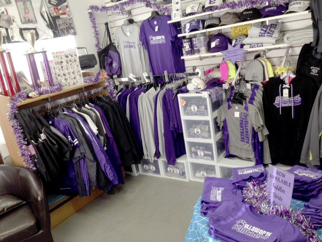 ELLSWORTH PANTHER APPAREL!